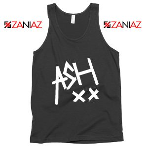 5sos ASH XX Black Tank Top