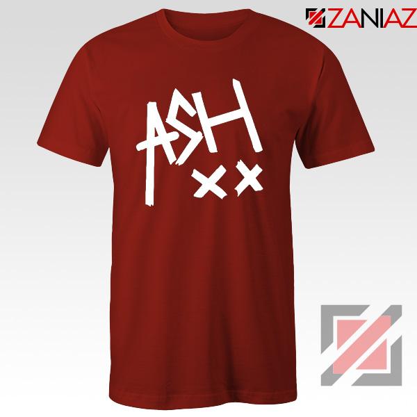 5sos ASH XX Red Tshirt
