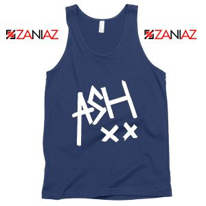 5sos ASH XX Tank Top Pop Rock Band Gifts Tops S-3XL