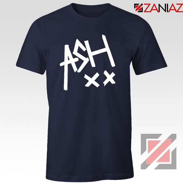 5sos ASH XX Tshirt Pop Rock Band Tee Shirts S-3XL