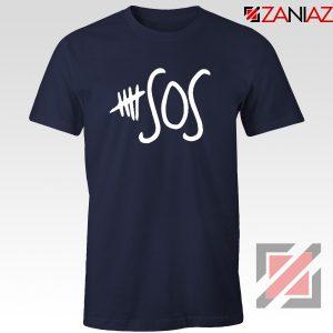 5sos Merch Tshirt Pop Band Gifts Tee Shirts S-3XL