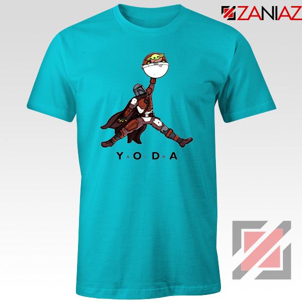 Air Jordan Tshirt Air Yoda The Mandalorian Tee Shirts S-3XL