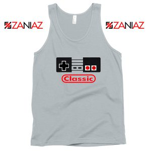 Arcade Game Tank Top Nintendo Classic Tops S-3XL