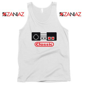 Arcade Game White Tank Top