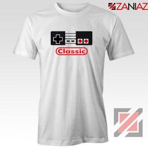 Arcade Game White Tshirt