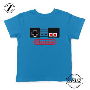 Arcade Game Youth Tshirt Nintendo Classic Kids Tee Shirts S-XL