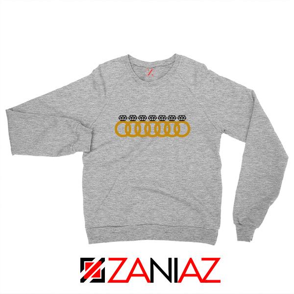 Ariana Grande 7 Rings Sweatshirt Music Album Sweaters S-2XL