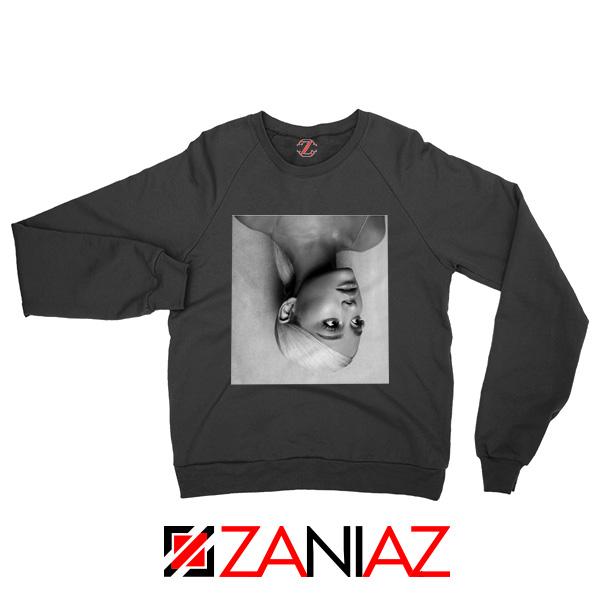 Ariana Grande Weorld Tour Black Sweatshirts