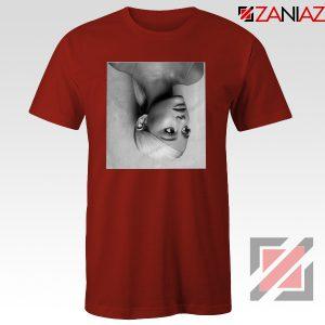 Ariana Grande Weorld Tour Red Tshirt