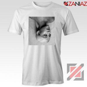 Ariana Grande Weorld Tour White Tshirt