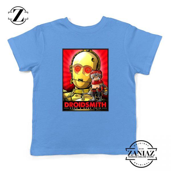 Babu Frik Youth Tshirt Star Wars Characters Gift Kids Tee Shirts S-XL