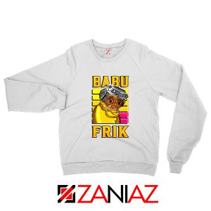 Babu Star Wars Sweatshirt The Rise Of Skywalker Sweaters S-2XL White