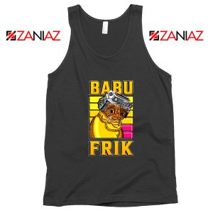 Babu Star Wars Tank Top The Rise Of Skywalker Tops S-3XL Black