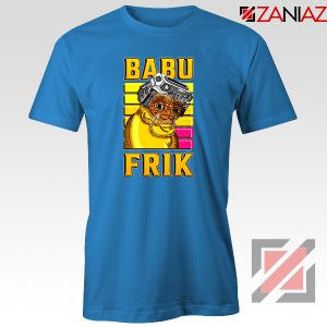 Babu Star Wars Tshirt The Rise Of Skywalker Tee Shirts S-3XL Blue