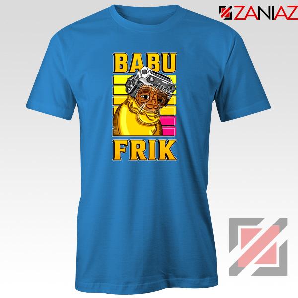 Babu Star Wars Tshirt The Rise Of Skywalker Tee Shirts S-3XL Blue