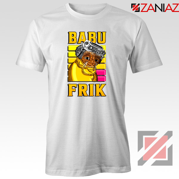 Babu Star Wars Tshirt The Rise Of Skywalker Tee Shirts S-3XL White