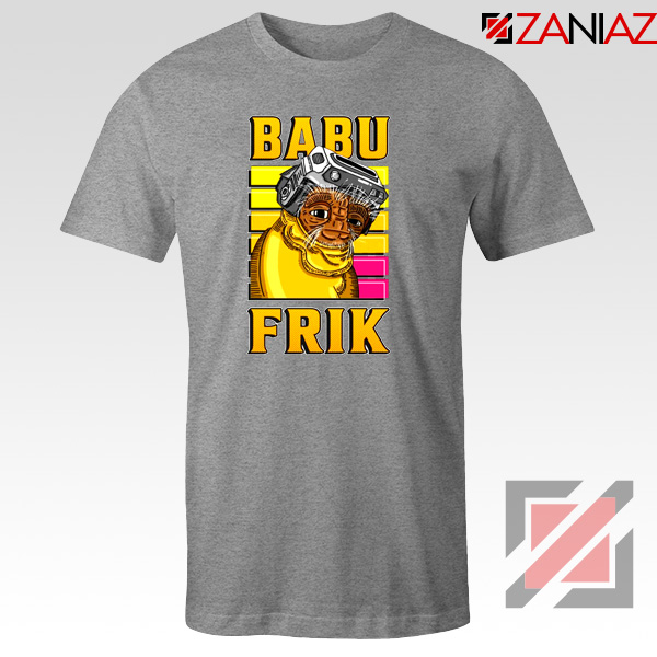 Babu Star Wars Tshirt The Rise Of Skywalker Tee Shirts S-3XL