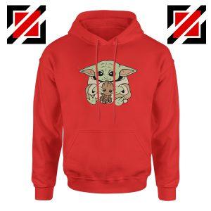 Baby Yoda Baby Groot Hoodie Disney Jacket Hoodies S-2XL