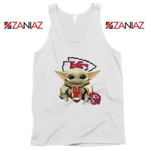 Baby Yoda Kansas City Chiefs Tank Top The Mandalorian Merch Tops