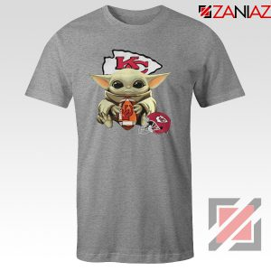 Baby Yoda Kansas City Chiefs Tshirt The Mandalorian Merch Tees