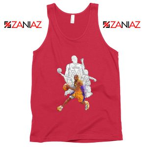 Basketball Kobe Bryant Tank Top NBA Player Tops S-3XL