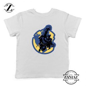 Batman Marvel Kids Tshirt Super Heroes Comics Youth Tees S-XL