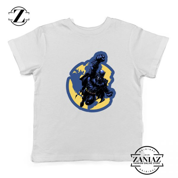 Batman Marvel Kids Tshirt Super Heroes Comics Youth Tees S-XL