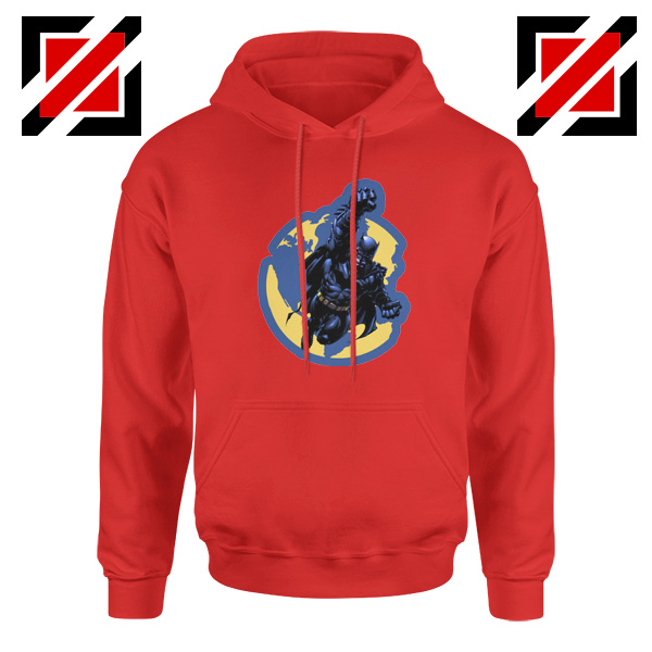 Batman Marvel Red Hoodie