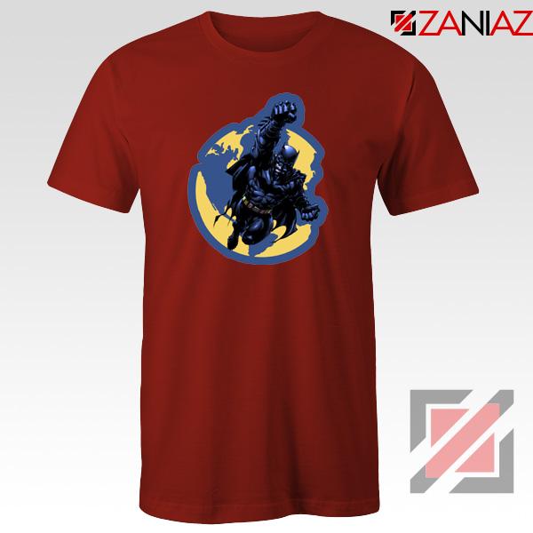 Batman Marvel Red Tshirt