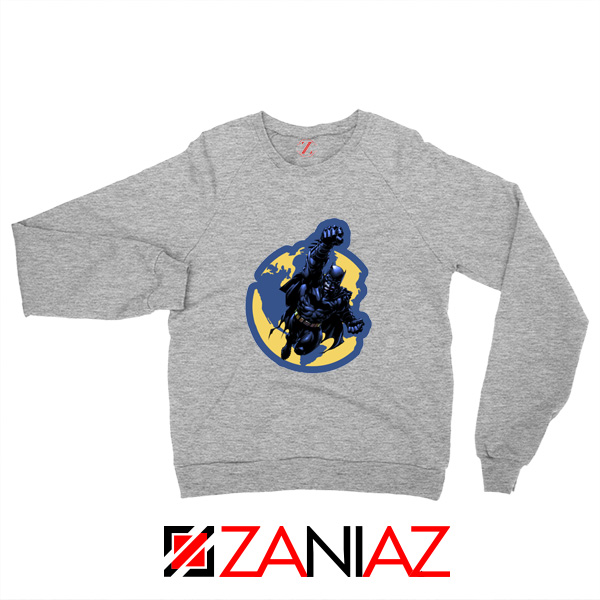 Batman Marvel Sweatshirt Super Heroes Comics Sweaters S-2XL
