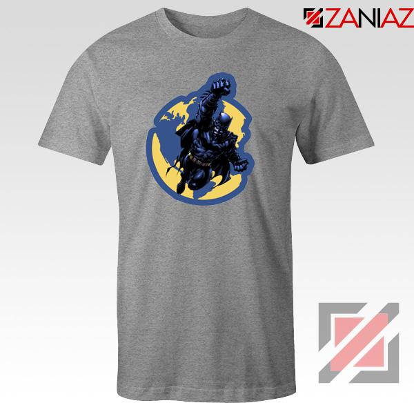 Batman Marvel Tshirt Super Heroes Comics Tee Shirts S-3XL