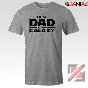 Best Dad In The Galaxy Tshirt Starwars Merch Tee Shirts S-3XL