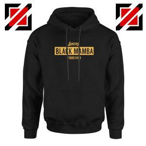 Black Mamba Black Lakers Hoodie
