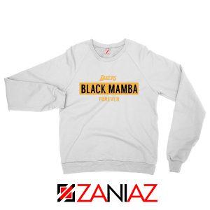 Black Mamba Los Angeles Lakers Sweater Kobe Bryant S-2XL