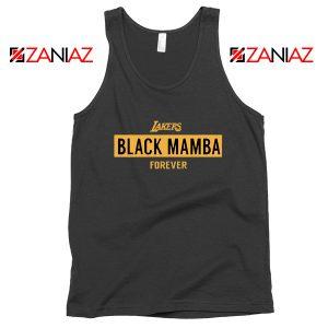 Black Mamba Los Angeles Lakers Tank Top Kobe Bryant S-3XL