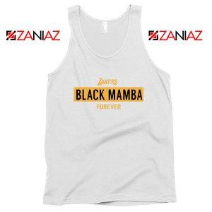 Black Mamba White Lakers Tank Top