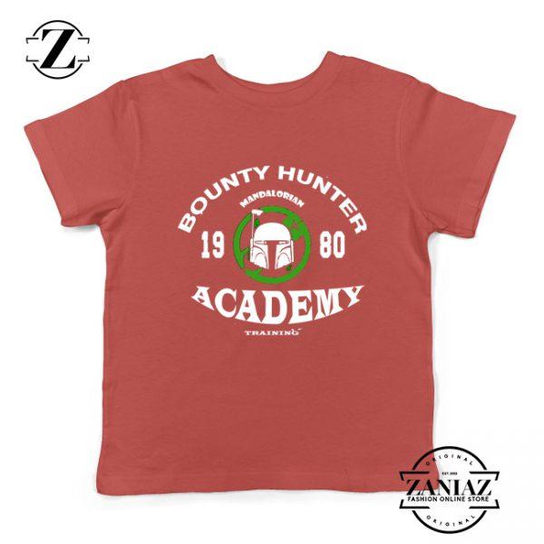 Bounty Hunter Mandalorian Kids Tee Shirt Star Wars Youth Tshirts S-XL