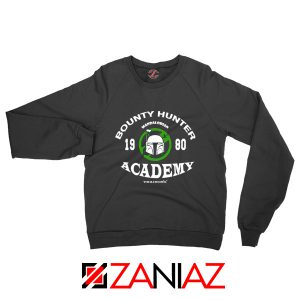 Bounty Hunter Mandalorian Sweatshirt Star Wars Sweaters S-2XL Black