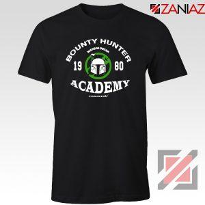 Bounty Hunter Mandalorian Tshirt Star Wars Tee Shirts S-3XL Black