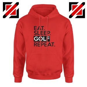 Buy Golf Funny Quote Hoodie Golf Dad Hoodie Size S-3XL Red