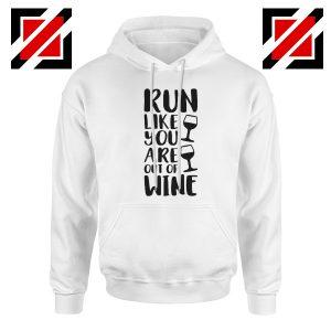 Buy Womens Running Hoodie Funny Gym Best Hoodie Size S-2XL