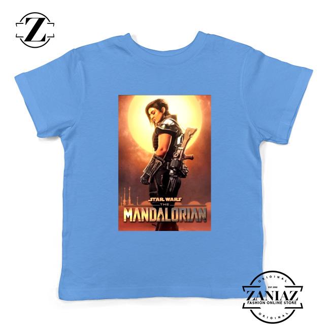 Cara Dune Poster Youth Tshirt Star Wars The Mandalorian 21