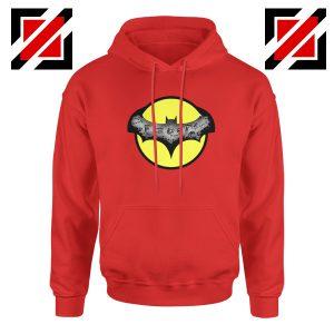 Dark Knight Graphic Hoodie Batman Logo Hoodies S-2XL