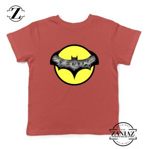 Dark Knight Graphic Kids Tshirt Batman Logo Youth Tee Shirts S-XL
