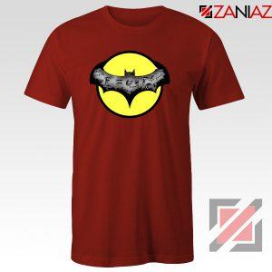 Dark Knight Graphic Red Tshirt