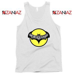 Dark Knight Graphic Tank Top Batman Logo Tops S-3XL