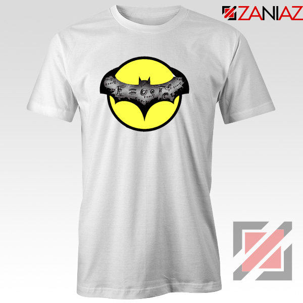 Dark Knight Graphic White Tshirt