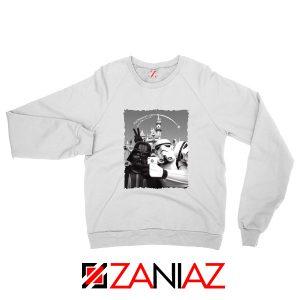 Darth Vader And Stormtrooper Sweatshirt Disneyland Sweater S-2XL