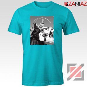 Darth Vader And Stormtrooper Tee Shirt Disneyland Tshirts S-3XL