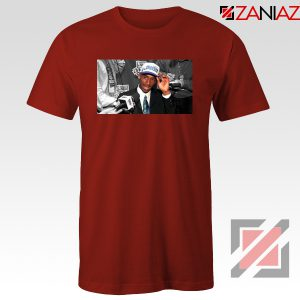 Draft Day Kobe Bryant Red Tshirt